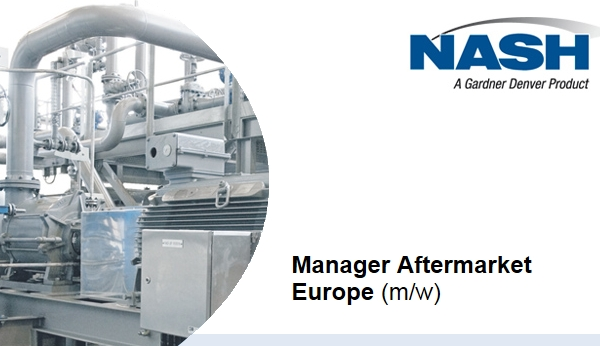 Manager Aftermarket Europe