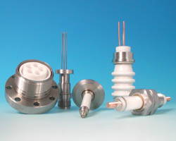Insulator Seal: Electrical Feedthroughs, Fluid Feedthroughs, Optical Components